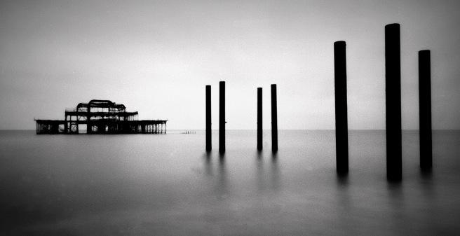 The Brighto West Pier © Stewart Weir 2012