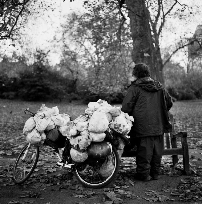 Homeless, London © Stewart Weir 2012