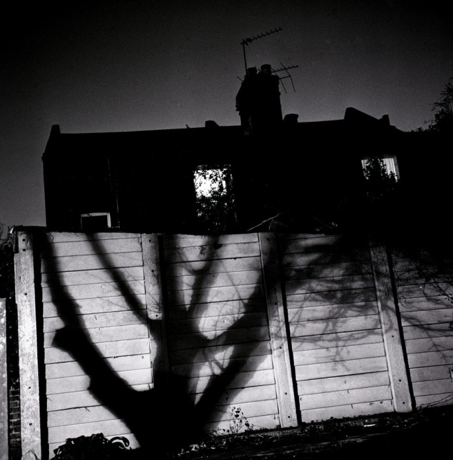 Ealing Night © Stewart Weir 2012